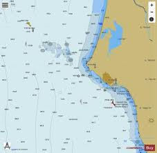 Ocean Charts California St George Reef And Crescent City Harbor Marine Chart