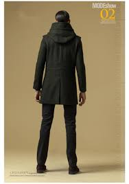 brand thicken winter coat men casual double ted wool jacket long designer mens pea coat 3 color size m 3xl a0839 jpg