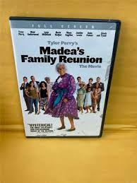 madea s family reunion used very good