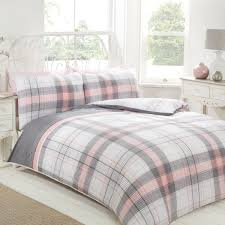 innovation ideas pink and grey duvet cover sweetgalas uk nz single double