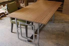 diy reclaimed wood dining table. diy table base for glass top rectangular square reclaimed wood dining galvanized metal bases tops