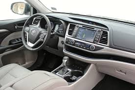 2015 Toyota Highlander Review, Spec With Pictures