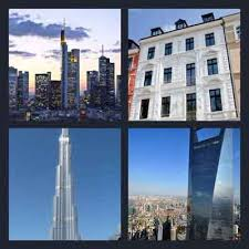 4 pics 1 word highrise