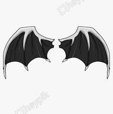 Illustrazione Di Ala Demone Silvergray Immagine Png E Vettoriali