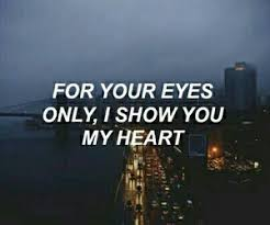 204 Images About Aesthetic Love Quotes On We Heart It See More