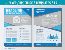 business to business marketing flyers flyer multipurpose design template in a4 size business marketing