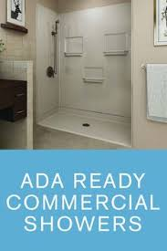 18 best Commercial Showers images on Pinterest in 2018 | Bathroom ...