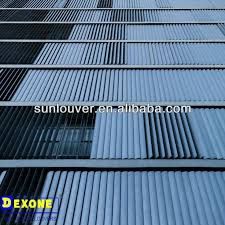 exterior louver. aluminum louver | aerofoil movable exterior vertical louvers photo, detailed about pic\u2026 s