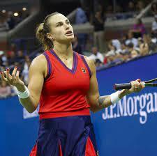 Tennis: Weltranglistenzweite Aryna ...