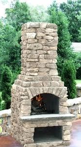 diy outdoor fireplace kits rock outdoor fireplace in natural stone outdoor stone fireplace kits diy outdoor stone fireplace kits