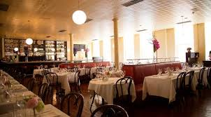 the stylish dining room at fallon byrne in dublin city centre