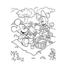 Small Picture Top 25 Free Printable Cute Minnie Mouse Coloring Pages Online