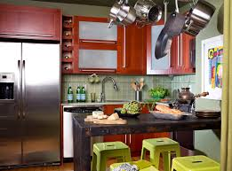 Tiny Kitchen Storage Small Kitchen Ideas With Attractive Color Adwhole