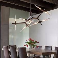branch chandelier lighting. modern minimalist led chandelier light rotatable branch nordic agnes with g9u2026 lighting