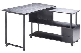 office furniture on wheels. Amazon.com: Merax Rotatable Computer Desk Home Office Furniture L-shaped With Wheels: \u0026 Kitchen On Wheels E