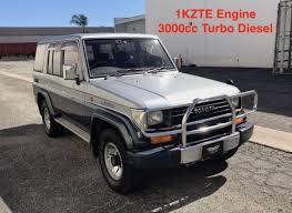1993 Toyota Land Cruiser Prado 1KZ Engine Diesel Turbo 4X4 for sale ...