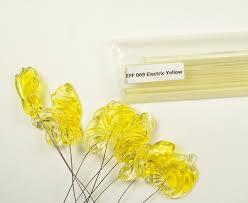 Effetre Color Chart Dragonjools Effetre 069 Electric Yellow