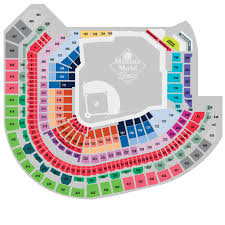 Detroit Tigers Seating Chart With Rows Minute Maid Park Houston Astros Ballpark Ballparks Of