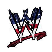 Small Picture WWE Logo Iron on transfers N3053 CAD200 irononstickercom