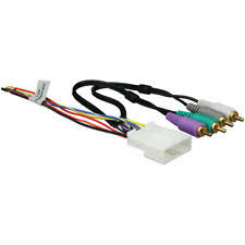 car amplifier integration audio and video wire harnesses ebay metra 71-8112 at Metra 70 8112 Receiver Wiring Harness