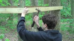 Easy Forts To Build How To Build An Airsoft Fort Pt 1 Youtube