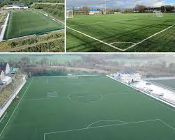 artificial grass football pitch projects 2018