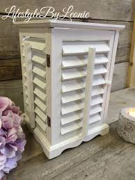 Shutter Lamp La Riviera White Hout Lifestyle By Leonie Diy