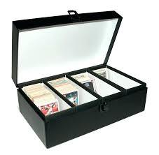 tie storage box tie storage box trading card box tie storage box wood tie storage box tie storage box