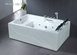 2 person whirlpool jetted bathtubs lhs b275 47 1 2 x71 x23
