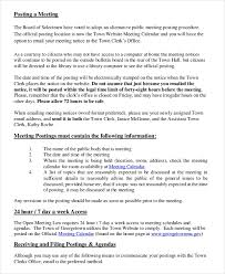 Format For Minutes Writing 29 Minutes Writing Template Free Sample Example Format