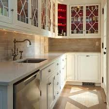 Perfect L Shaped Butlers Pantry Design Inspirations