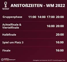 Maybe you would like to learn more about one of these? Wm 2022 Spielplan Fbwm Online