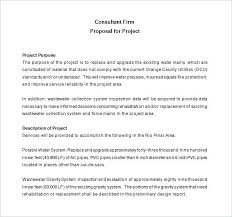 Proposal Of Services Template Free Al Cleaning Proposal Template