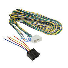 mitsubishi wiring harness ebay Wiring Harness For Sony Car Stereo metra car radio stereo amp bypass wiring harness for 1992 2005 dodge mitsubishi (fits 16 pin wiring harness for sony car stereo