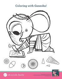 Activity Kit For Ganesha S Sweet
