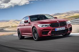 BMW Convertible bmw m5 vs mercedes e63 : Australia: 2018 BMW M5 First Edition Launches, Limited to just ...