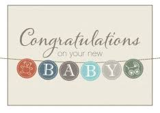 Baby Congrats Note Shop Congratulations Cards By Cardsdirect