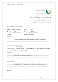 Medical Office Note Template Fake Doctors Prescription Template Fake Prescription Form Fake