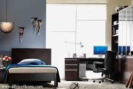 Single Teen Bedroom Interior Design