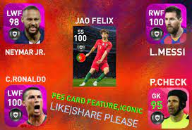Pes card feature,iconic - Home