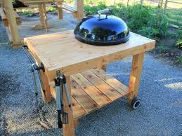 prep station 5 awesome grilling carts bbq table canada madeindesign co