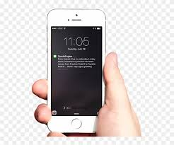 Team Texting Text Or Email Hand Holding I Phone Hd Png Free