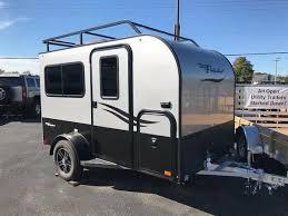 intech flyer max plus all aluminum toy hauler mini cer trailer 12995 traverse city