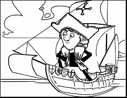 Small Picture Christopher Christopher Columbus Coloring Pages Columbus Coloring