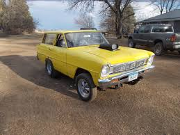 BangShift.com Coming Up Short: This 1966 Chevy Nova Wagon Is Just ...
