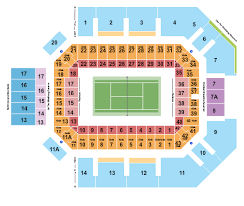Fitzgerald Stadium Seating Chart Citi Open Tennis Tournament Session 6 Main Draw Tickets
