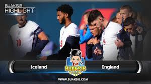 Highlights Iceland Vs England UEFA ...