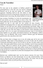 Afhankelijk Clubblad Van Esttv Taveres Asbb Intro Editie