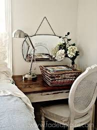 Best 25+ Bedside desk ideas on Pinterest | Large dressing table stools,  Eclectic desk lamps and Bedroom table