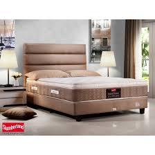 Slumberland TempSmart™ Warwick II Bed Set – Big Brain